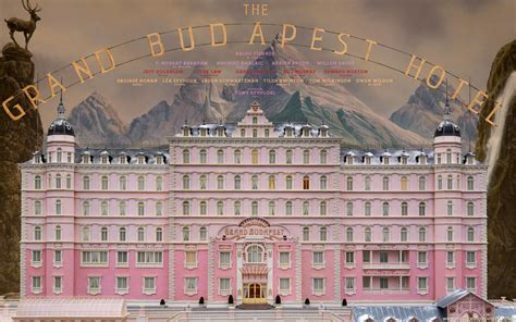 The Grand Budapest Hotel wallpaper - (1680x1050 ...
