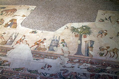The Great Palace Mosaic Museum - Istanbul For 91 Days