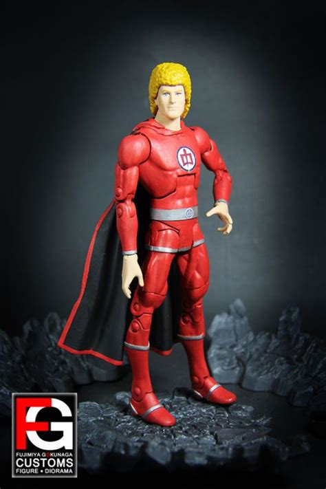 The Greatest American Hero (DC Universe) Custom Action ...