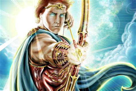 The Greek God Hermes