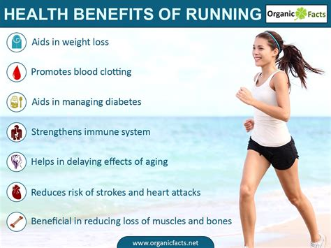 The health benefits of running include weight loss, anti ...