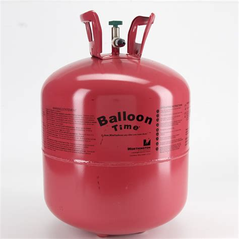 The Helium Tank | Balloon by Jc