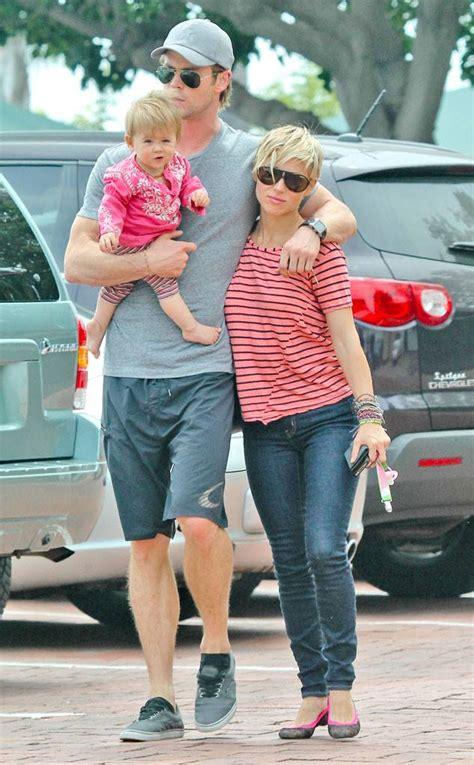 The Hemsworth Fam Is Growing from Chris Hemsworth, Elsa ...