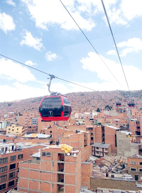 The highest capital in the world! [La Paz, Bolivia Video ...