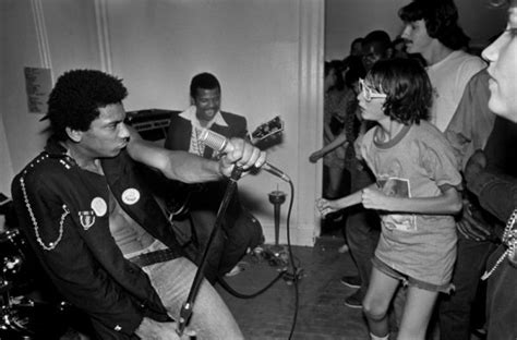 The history and culture of punk-reggae band Bad Brains is ...