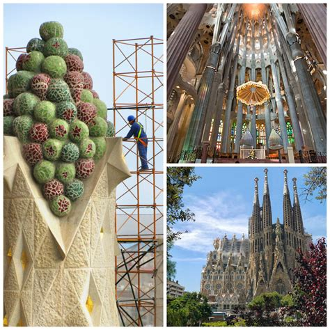 The History Of The Sagrada Família In 1 Minute