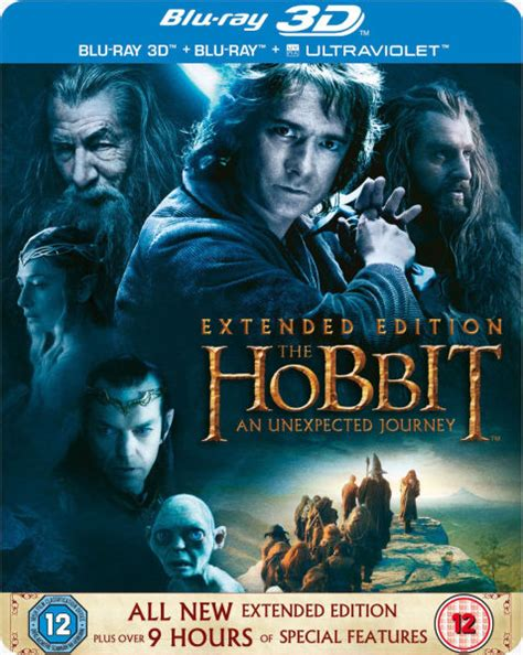 The Hobbit: An Unexpected Journey 3D   Extended Edition ...