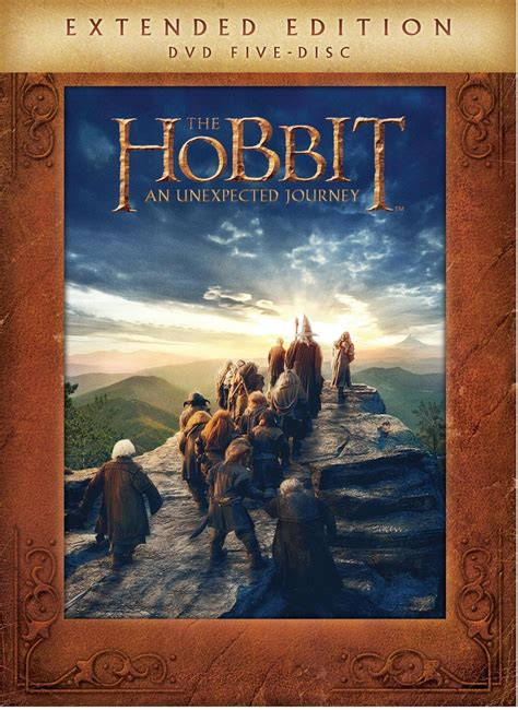 The Hobbit: An Unexpected Journey DVD Release Date March ...