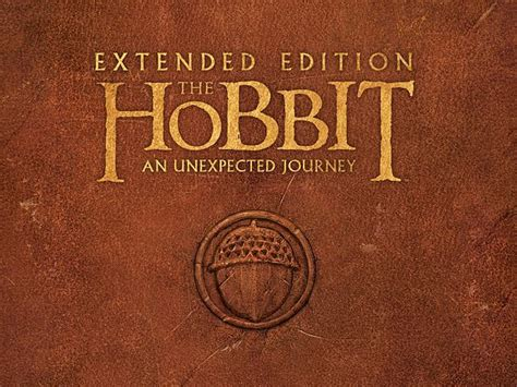 The Hobbit: An Unexpected Journey Extended Edition is now ...