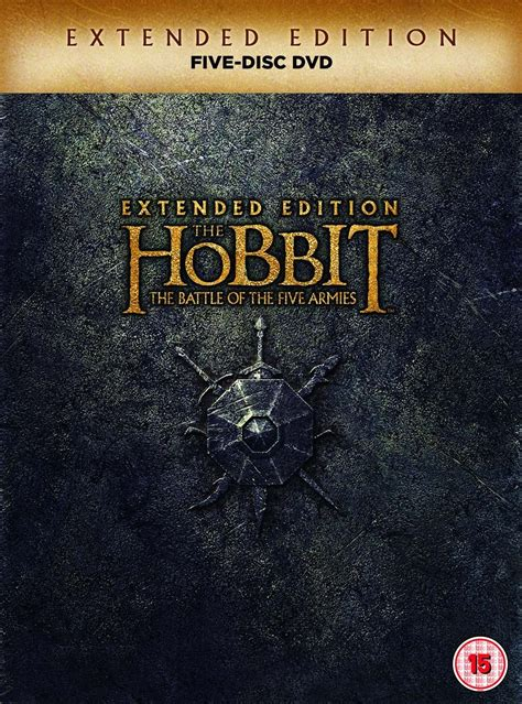 The Hobbit: The Battle Of The Five Armies Extended Edition ...