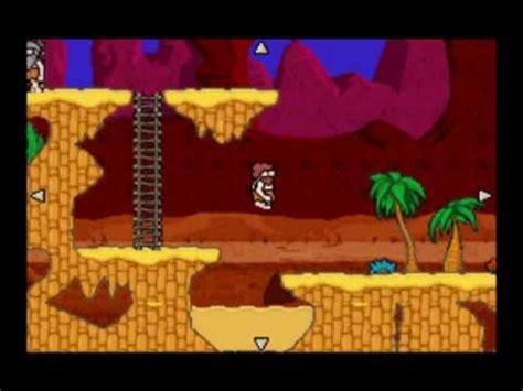 The Humans Prehistoric platform puzzle game on Nintendo DS ...
