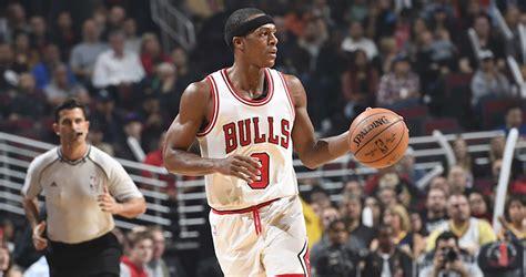 The impact of Rajon Rondo   Chicago Bulls