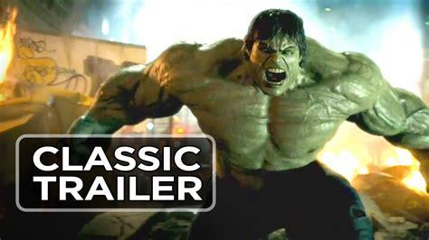 The Incredible Hulk  2008  Official Trailer   Edward ...