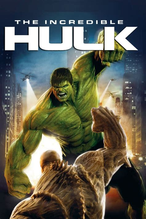 The Incredible Hulk  2008    Posters — The Movie Database ...
