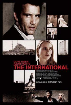 The International: Dinero en la sombra  2009    FilmAffinity