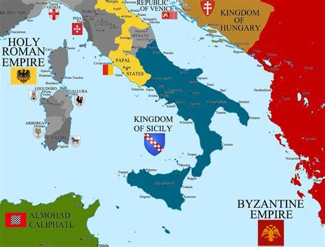 The Kingdom of Sicily by Hillfighter on DeviantArt