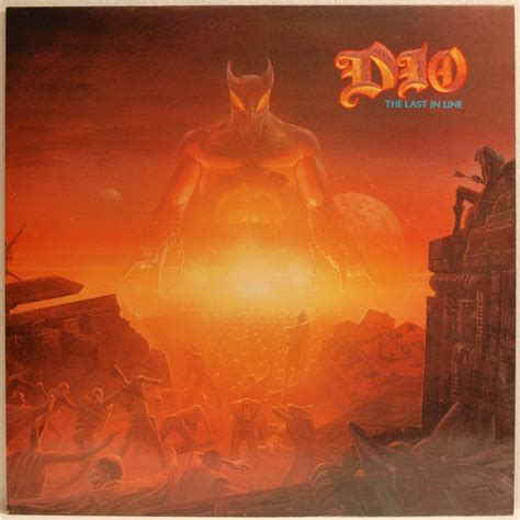 The last in line by Dio, LP with tikeurdamour   Ref:2933621270
