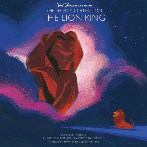 The Legacy Collection: The Lion King   DisneyWiki