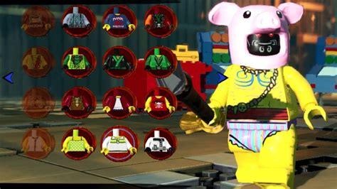 The LEGO Ninjago Movie Videogame   Custom Character ...
