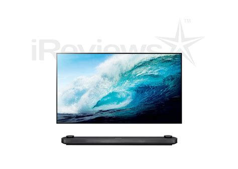 The LG Signature OLED TV W-4K HDR Smart TV | iReviews