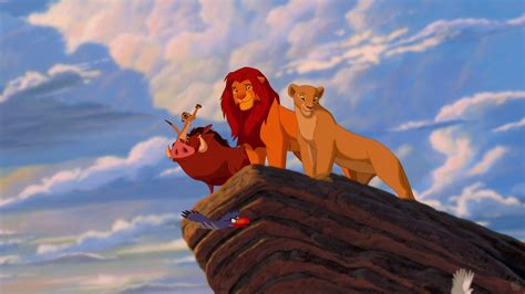 THE LION KING | KERNEL ALISTAIR'S FAVOURITE FILM | Salty ...