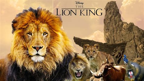 The Lion King Movie   Live Action SPOOF   YouTube