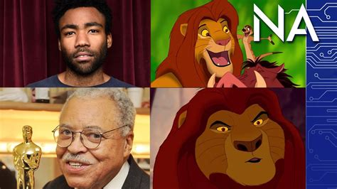 The Lion King Remake Cast Looks Great So Far   YouTube