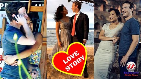 The Love Story Of Mark Zuckerberg And Priscilla Chan - YouTube