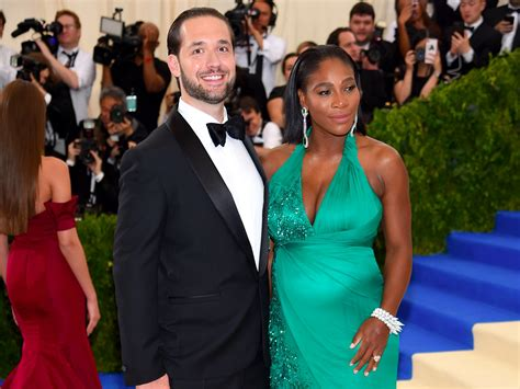 The love story of Serena Williams and Alexis Ohanian ...