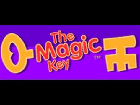 The Magic Key - YouTube