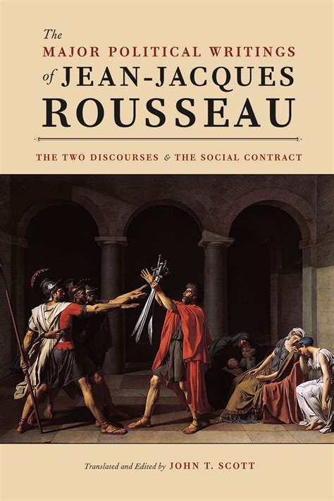 The Major Political Writings of Jean-Jacques Rousseau: The ...
