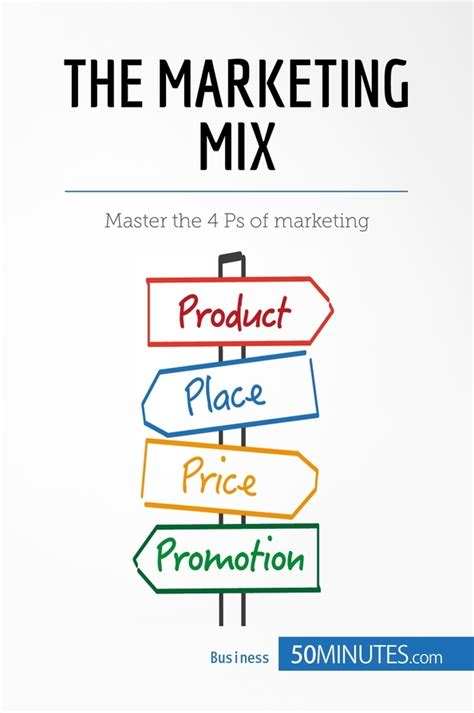 The Marketing Mix » 50Minutes.com   Knowledge at your ...