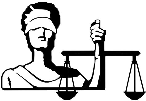 The meaning and symbolism of the word   Justice
