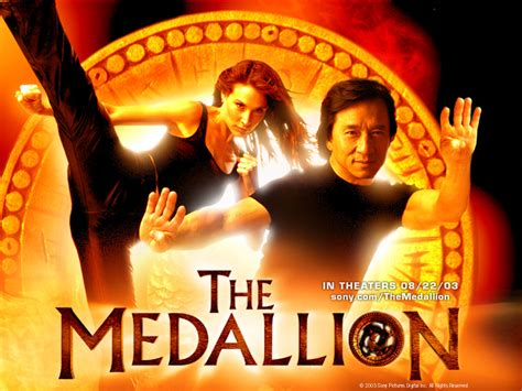 The Medallion - Jackie Chan | wushu clips