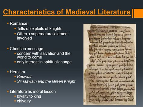 The Medieval Period. - ppt video online download