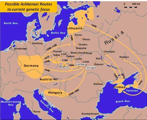 The Migration of Jewish Culture | Brian Altonen, MPH, MS