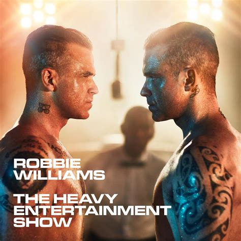 The Musical Robbie Williams / Interview The Heavy ...