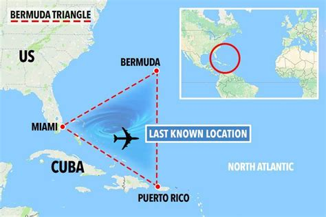 The Mystery Of Bermuda Triangle Has Been Finally Solved
