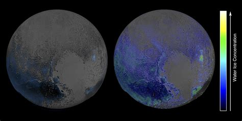 The Mystery of Pluto s Floating Hills   Sky & Telescope