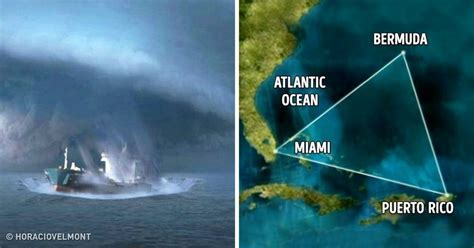 The Mystery Surrounding The Bermuda Triangle Might Have ...