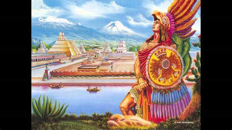 The Myth of Popocatepetl and Iztaccihuatl - YouTube