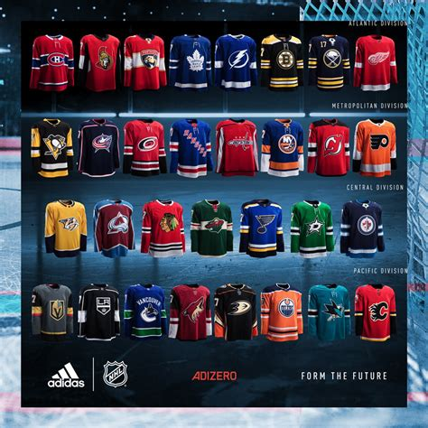 The New NHL Jerseys 2017 2018 Are Awesome! Here s Why.