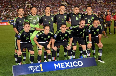 The New Nor'Wester: ????⚽Mexico National Soccer Team⚽????