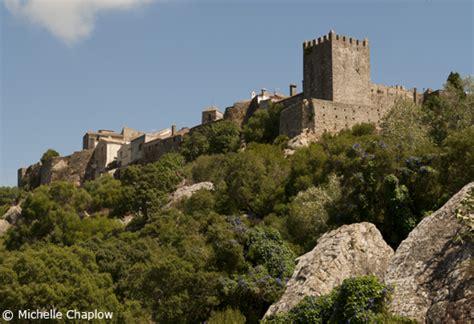 The old village of Castellar de la Frontera is perched ...