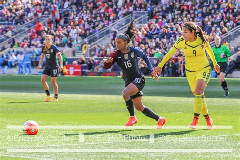 The one year evolution of the USWNT's roster – Equalizer ...