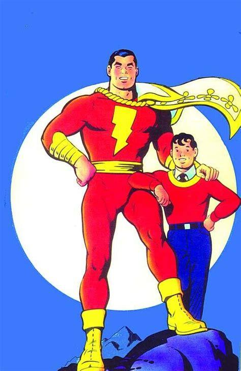 The Original Captain Marvel... | Comic book stuff | Pinterest