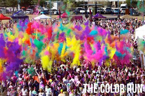 The Paint Splattering Color Run Hits Philadelphia July 8 ...