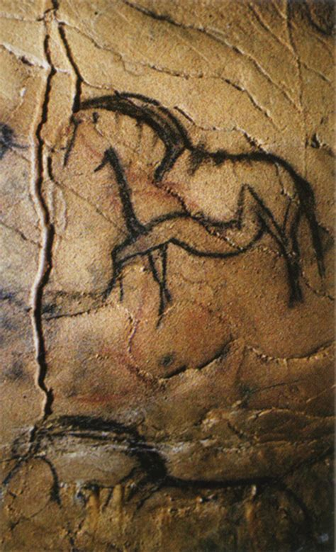 The Paleolithic Cave Art of France   Themes Chosen