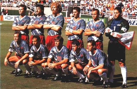 The Philly Soccer Page – Mike Sorber at the 1994 World Cup