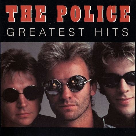 The Police   Greatest Hits | Albums that changed my life ...